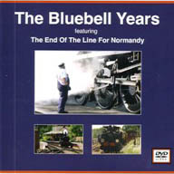 DVD - Bluebell Railway, Lost and found