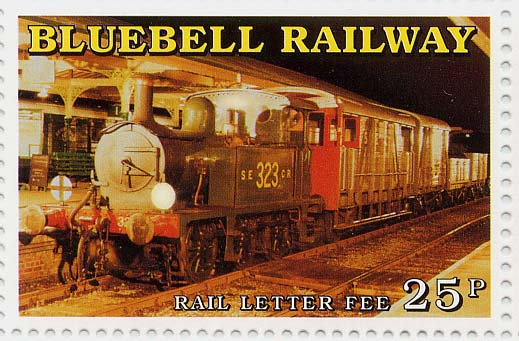 News from the Bluebell Railway - Archive N