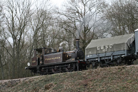 LBSCR Goods Train - 29 March 2008 - Stephen Hunt
