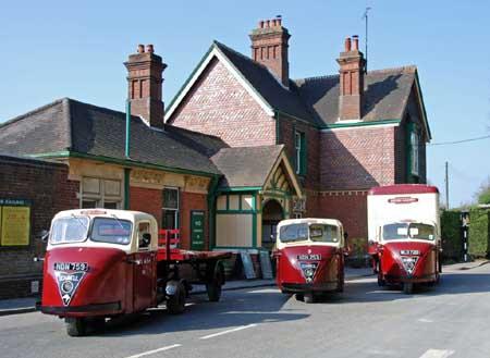 Lewes Station Car Park Sunday