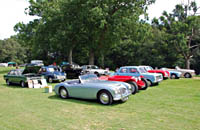 Classic Cars - 16 August 2008 - Derek Hayward