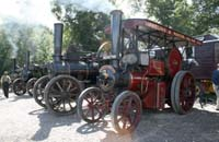 Traction engines - 17 August 2008 - Stephen Hunt