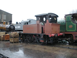 P-class 178 in the yard - 25 Jan 2009 - Duncan Bourne