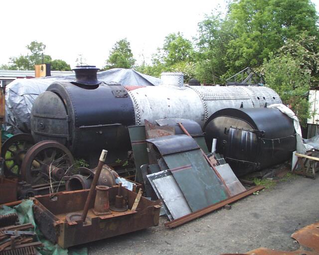 Bluebell Railway Atlantic Group