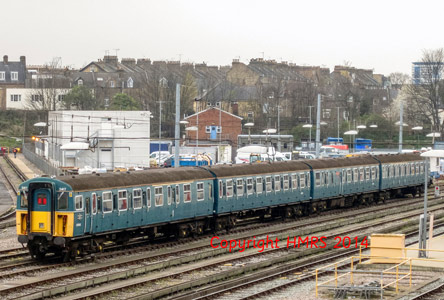 Vep at Clapham - Keith Harcourt/HMRS - 27 March 2014