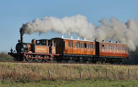 Stepney with 114 and 661, 4 November 2006 - Jon Bowers