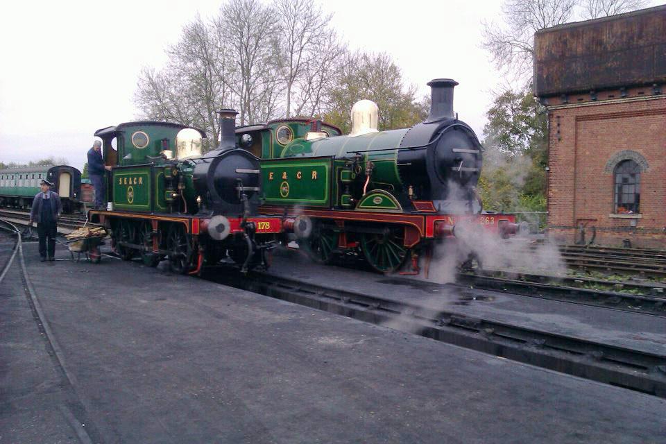 Bluebell Railway Locomotives