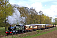 5199 with Sussex Belle - 1 May 2008 - Derek Hayward