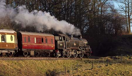 80151 with Golden Arrow - 17 Feb 2008 - Paul Pettitt