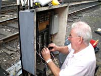 SP Shunt Signal location case - 23 July 2008 - Alan Grove