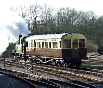 Auto Train - Richard Salmon - 2 Feb 2008