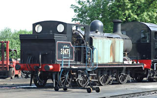 Start of 473 overhaul - 8 June 2008 - Richard Salmon