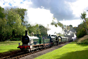 01 No.65 and U No.1638 - David Haggar - 18 October 2008