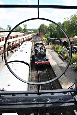 5199 at Sheffield Park - 11 July 2008 - Sean Tompsett
