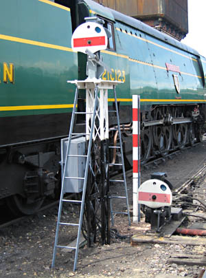 Elevated Shunt Signal, SP - June 2008 - ABG