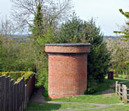 Sharpthorne Tunnel ventilation shaft - 3 May 2008 - Derek Hayward