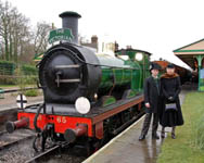 Victorians at Horsted Keynes - 20 December 2008 - Derek Hayward