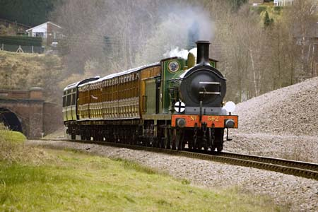 592 with Mets and Obo at West Hoathly - Martin Lawrence - 14 March 2009