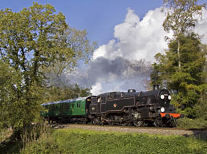 80151 and 2526 - 10 October 2009 - Paul Pettitt