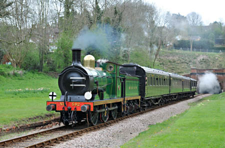 C-class at West Hoathly - 14 April 2009 - Dave Chambers