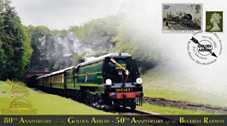 Golden Arroww 80th Anniversary cover