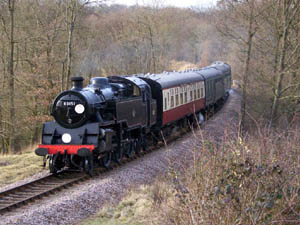 80151 near Horsted House Farm - Peter Austin - 16 Feb 2009