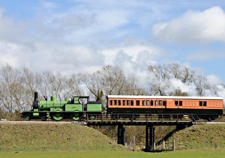 LSWR Nos. 488 and 1520 - Derek Hayward - 26 March 2010