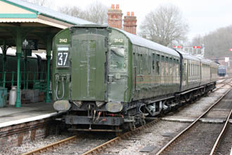 4 Cor recreated at Horsted Keynes - Tony Sullivan - 27 February 2010