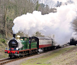 592 at West Hoathly - Derek Hayward - 13 February 2010