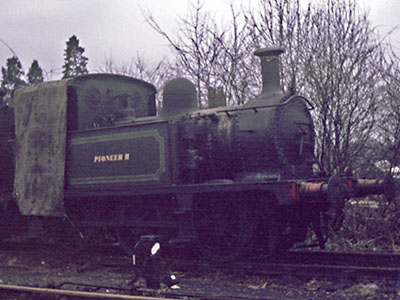 178 at Sheffield Park - Mike Floate - 26 December 1969