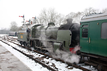 1638 at Horsted Keynes - Chris Beaumont - 12 February 2012