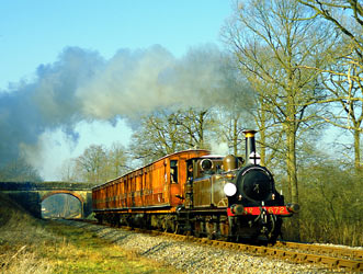 Terrier 672 - David Haggar - Branchline Weekend 2003