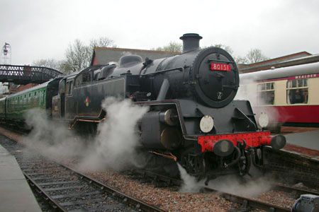 80151 at Sheffield Park - Peter Edwards - 14 May 2012