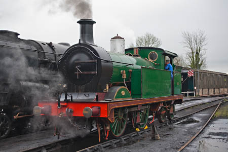 263 in steam - John Sandys - 1 May 2012