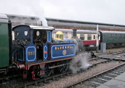 323 at Sheffield Park - John Sandys - 3 July 2012