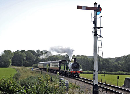 C-class with Wealden Rambler on 15 September 2012 - Derek Hayward