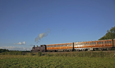 'Photo charter with Met loco and coaches - 29 July 2007 - Matt Allen