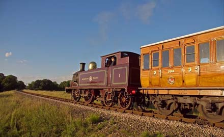 'Photo charter with Met loco and coaches - 29 July 2007 - Paul Pettitt