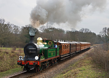H class at Holywell - David Haggar - 27 March 2013