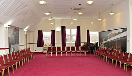 Refurbished Birch Grove suite at Sheffield Park - Derek Hayward - 29 March 2013
