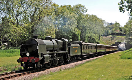 1638 at West Hoathly - Derek Hayward - 27 May 2013