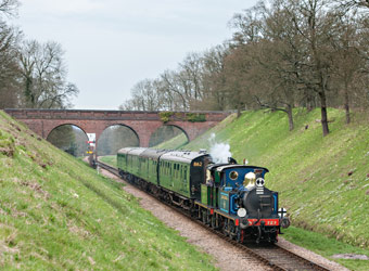 323 and 178 at Three Arch Bridge - Chris Rigby - 24 April 2013