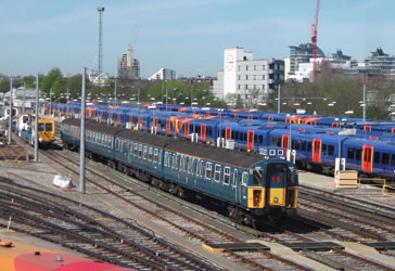 Vep at Clapham Junction - Clive Emsley - 2 May 2013