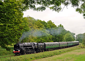 9F at Town Place Farm Bridge - Derek Hayward - 1 June 2013