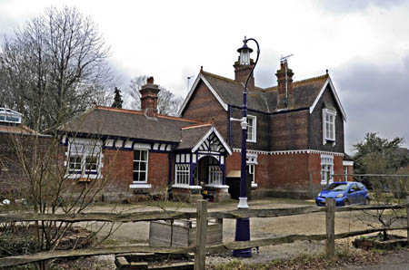 Barcombe Station - Derek Hayward - 3 April 2013