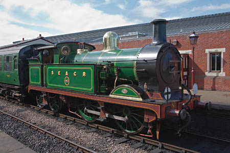 H-class at Sheffield Park - John Sandys - 30 April 2013