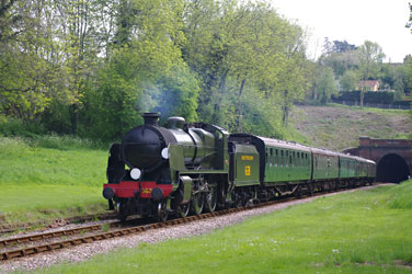U-class at West Hoathly - Peter Austin - 19 May 2013