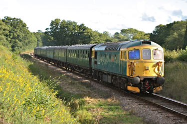 33103 passes Waterworks - Steve Lee - 7 Sept 2013