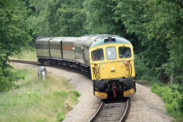 33103 to the rescue, having taking over the second train of the day from L.150 - Phil Horscroft - 20 July 2013
