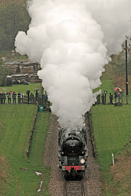 Braunton at West Hoathly - Yoshi Hashida - 9 Nov 2013